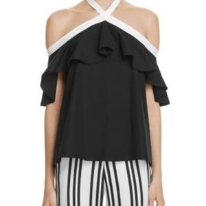Alice + Olivia Alyssa Off The Shoulder Blouse